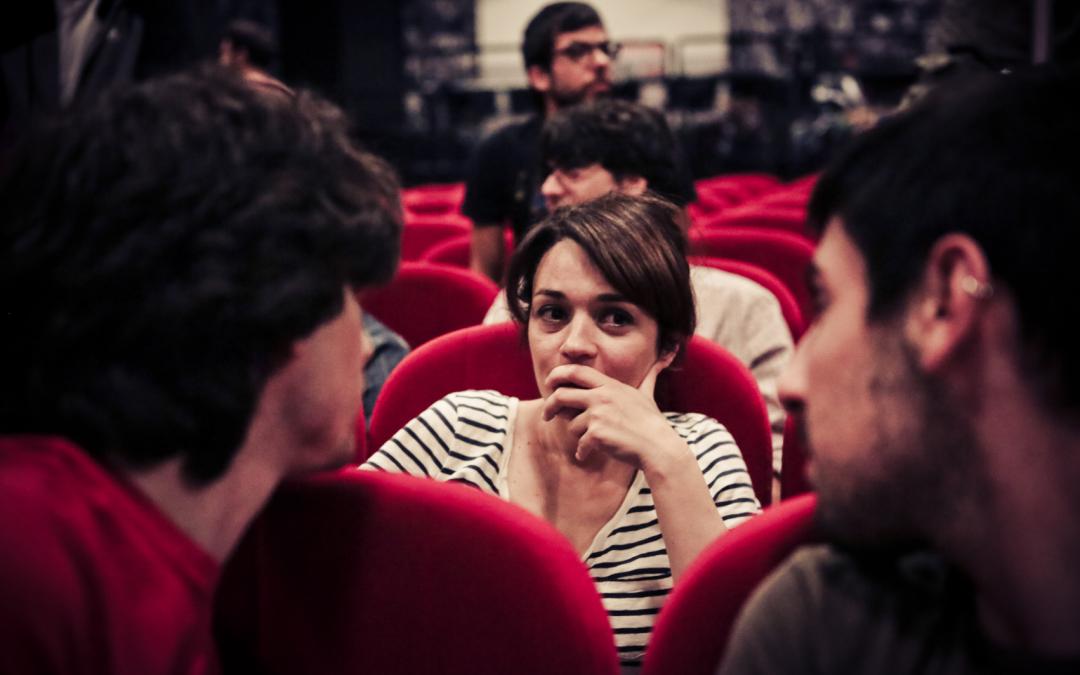 Carmen Consoli incontra gli studenti di Officina Pasolini