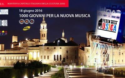 RASSEGNA Officina Pasolini #Canzone alla Festa della Musica di Mantova