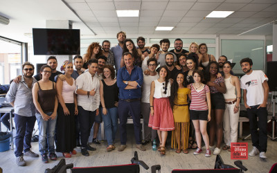 FOTO: Sezione #Canzone | Incontro con Andrea Rosi – Presidente Sony Italia